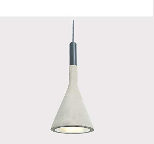 Lx.AZ.Kx E27 Moderno Vintage Industrial Lámparas de araña Restaurante Dormitorio Sala de...