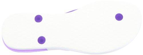 Nat-2 n2POPpurW, Sandales femme Violet-TR-A-4-14