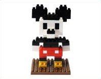 Tokyo Disney Resort Mickey Mouse nano block TDR Mickey Mouse nanoblock japan import