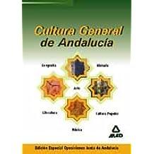 Cultura general de andalucia. Especial para oposiciones de la junta de andalucía.
