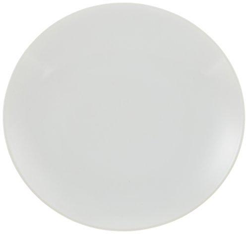 WAEN (yenes japoneses) N º 7.5 plato blanco mat (plato de 23,5...