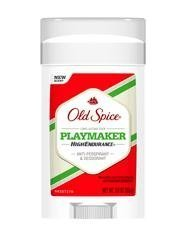 Old Spice Anti-Perspirant 3 Ounce Playmaker Solid (88ml) by Old