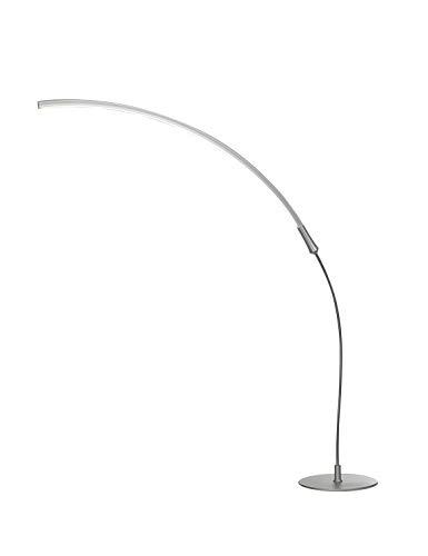JIEGETRADE Tischlampe mit LED-Lampen, moderne Tischlampe Wohnzimmerlampe, Lampensockel aus Metallgestell -