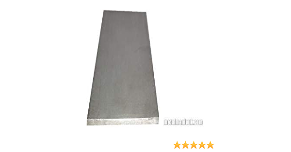 Stainless steel flat strip 30mm x 5mm x 1.5mtr
