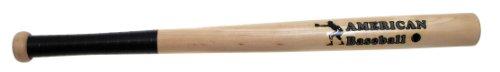 "MFH Baseballschläger Holz American Baseball, natur, 26"""