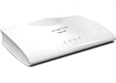 DrayTek Vigor 130 Router (Gigabit Ethernet, ADSL2/2+) -