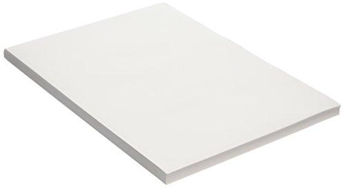 Clairefontaine 21682C Skizzenpapier (90 g, DIN A4, 21 x 29,7 cm, 100 Blatt, ideal für Künstler...