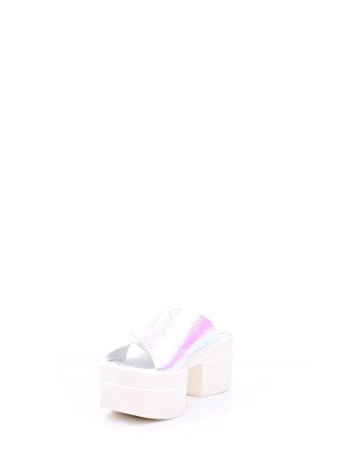 Cult CLE102484 Sandalo Donna Bianco