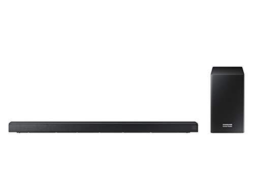 Barra de Sonido Samsung | Harman Kardon HW-Q60R 5.1Ch 360W con subwoofer inalámbrico y tecnología Acoustic Beam