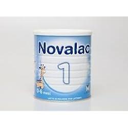 Novalac - Leche en polvo para bebés, 0-6 meses, 1800 gr.