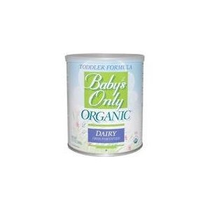 Baby 's Only Bio-Start Milk Powder Formel Milchprodukte Eisen Angereichert – 12,7 Unze Kanister