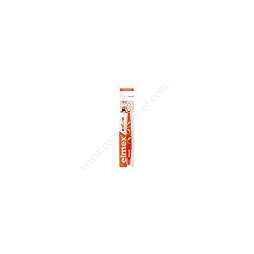 Elmex Supple Toothbrush Children Aged 3-6 by Elmex