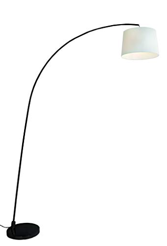 Aluminor Arc LS N Lampadaire Arc E27 150 x 33 x 210 cm