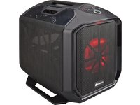 Corsair Graphite 380T Black Portable Mini ITX Case, CC-9011061-WW (Mini ITX Case)