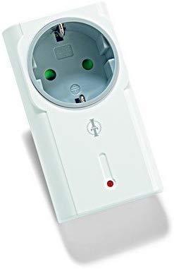 Intertechno Funk-Zwischenstecker Steckdose ITR-1500 Bulkware, kompatibel mit allen lehrenden Sendern von Intertechno ITS-10, ITLS-16, ITKL-2, ITW-852, ITGDT-809, PIR-1000, ITS-2000, ITS-23, ITDS-50, ITV-100