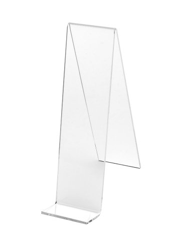 Deflect-o 50x110mm Book/Diary Stand - Transparent