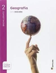 Geografía 2 Bachillerato