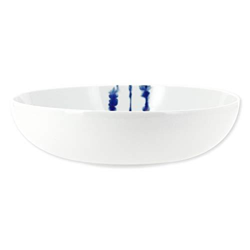 Bruno Evrard Saladier en Porcelaine décor Bleu 27cm - Azura