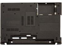 Sony A1887856A Notebook-Ersatzteil–Komponente für Laptop (Bottom Case, Sony Vaio SVE, Schwarz, Silber)