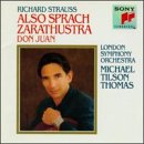 Songtexte von Richard Strauss - Also Sprach Zarathustra / Don Juan (London Symphony Orchestra feat. conductor: Michael Tilson-Thomas)