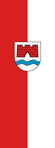 magFlags Drapeau Ertingen | portrait flag | 6m² | 400x150cm