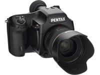 Pentax PENTAX 645D Kit (DFA 645 55/2,8 AL SDM) Pentax 645