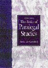 The Basics of Paralegal Studies by David Lee Goodrich (1996-08-30)