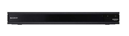 Sony UBP-X800M2 4K Ultra HD Blu-ray-Player (Dolby Atmos, UHD, HDR, High-Resolution Audio, Multi-Room, Bluetooth) schwarz