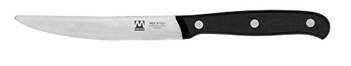 Couteau à steak lame lisse série integral cm 11 de Montana