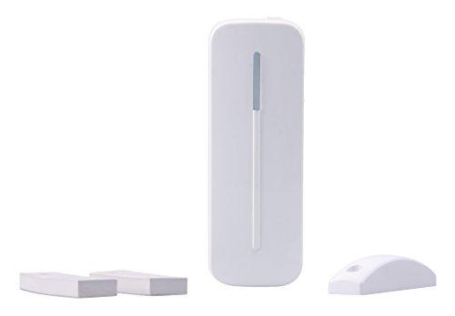 Preisvergleich Produktbild Bitron Bitronvideo Magnetkontakt mit zusätzlichem Eingang - Zigbee, 1 Stück, 902010/21B