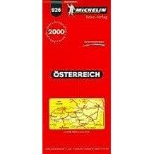 Carte routière : Autriche, 926, 1/400000