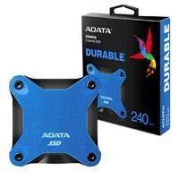 ADATA 240GB SD600Q Unidad de Estado sólido USB 3.1 Externa - Azul