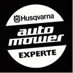 Husqvarna Automower 310 | Modèle 2018 | Robot tondeuse fiable pour les surfaces moyennes et complexes jusqu' à 1000m² | Fonctionnement par smartphone