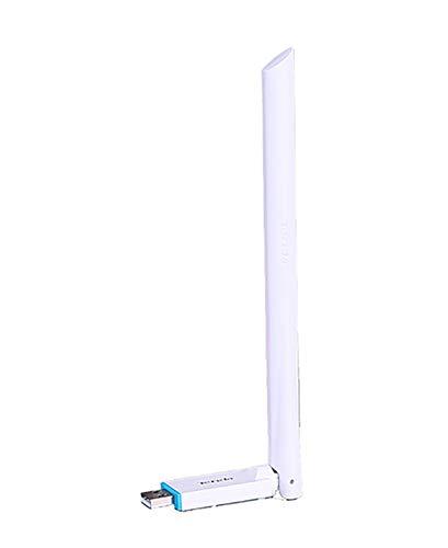 ZUEN Netzwerkkarte, drahtloser WLAN-Netzwerk-Adapter Card,U2 Free Drive Version Portable WiFi Receiver USB, für WindowsXP/-8/7 Notebook
