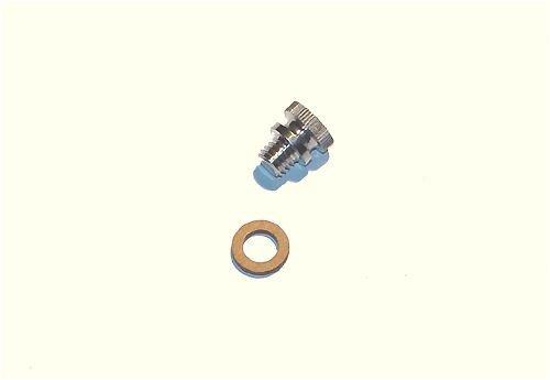01503 - Wilesco ET - Ölerschraube, vernickelt M 6
