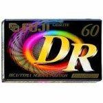 Fuji Magnetics DR60 cassette