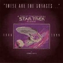 These Are The Voyages: A Three-Dimensional Star Trek Album by Charles Kurts (1996-11-01)