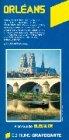 Plan de ville : Orléans, N° 869 par Plans Bleu et Or