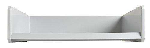 Exacompta 13040D Sortierablage (300 x 380 x 100 mm, ideal für Ihre Organisation in Büro) 1 Stück lichtgrau