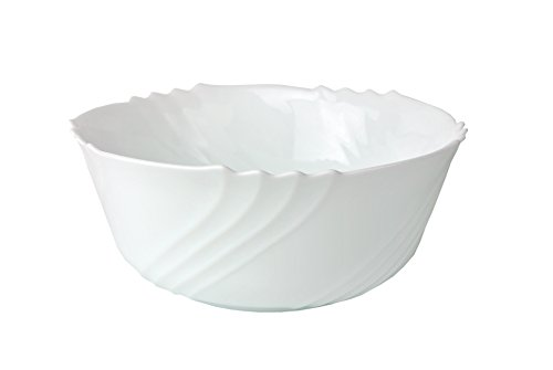 Harmonia Salatschüssel 23Ebro weiß