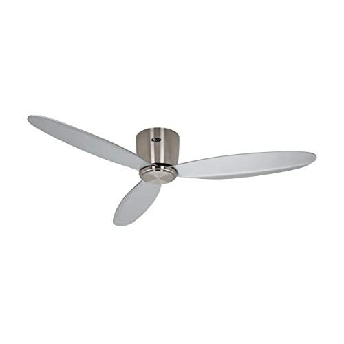 210FN5aWuGL. SS500  - CasaFan Low Ceiling Fan Eco Flat II - 112 cm/Up to 15 m2