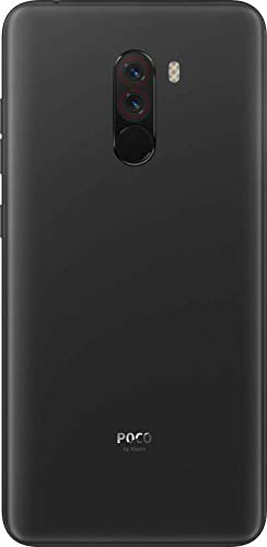 Poco F1-6GB RAM | 128 GB | Snapdragon 845 | Free Combo (Graphite Black)
