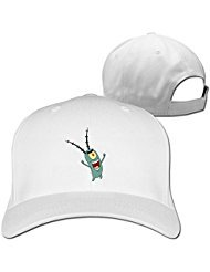 Spongebob Squarepants American Animated Fitted Hats