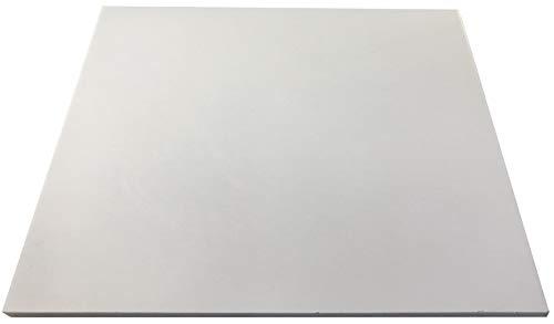 3,0 mm Forex ® classic weiss Hartschaum Platte für den Innen- und Außenbereich geeignet Tafelformat 1220 x 610 mm