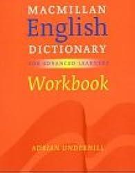 Macmillan English Dictionary Workbook: For Advanced Learners: British English