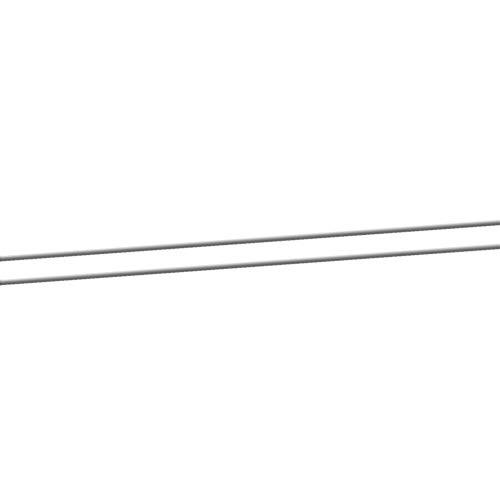 Minky ausziehbare Wäscheleine für Außen, 30 Meter (2x15m) - 5