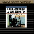 Together for the first time. The Great reunion / Trompette Louis Armstrong | Armstrong, Louis (1901-1971). Musicien