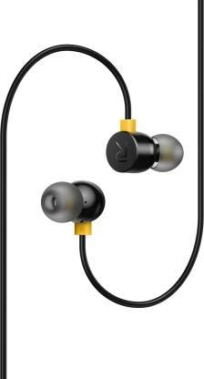 Daxy India Realme In-Earbuds with Mic for Android Smartphones (Black) Image 2