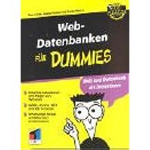 Webdatenbanken für Dummies