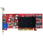 MSI NVidia GeForce FX 5200 128 MB DDR TV-Out  Grafikkarte -